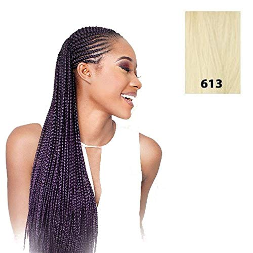 X-PRESSION Plaited Hair Extensions 613 Model – 300 gr