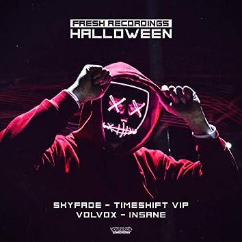 Fresh Recordings Halloween