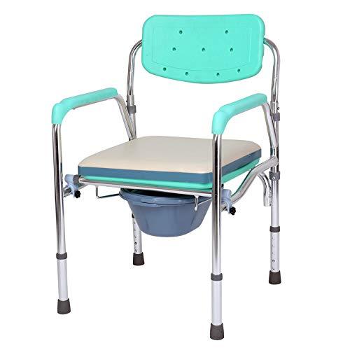 Embarazada de Las Mujeres Baño Silla para la Discapacitado a Incrementar Silla de Ruedas Enfermería Bañera Silla Robusto Y Práctico / A1 / 65x55x92.7cm
