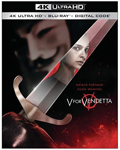 V for Vendetta [USA] [Blu-ray]