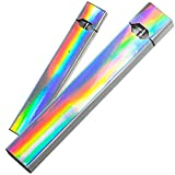 Compatible with Rainbow Glitter Juul Skin | Juul Decal | Juul Wrap | Juul Sticker (Laser Glitter Juul Skin | Juul Decal | Juul Wrap | Juul Sticker)