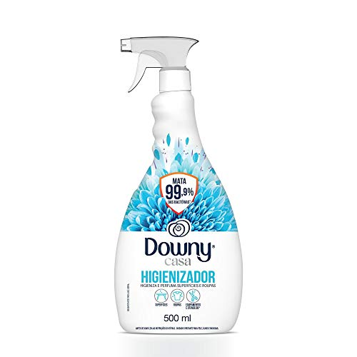 Downy Higienizador para Roupas e Superfícies 500ml, Downy