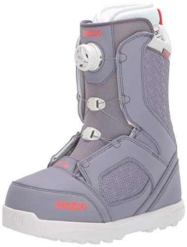 thirtytwo Women's STW Boa '19/20 Snowboard Boot (Purple, 5)