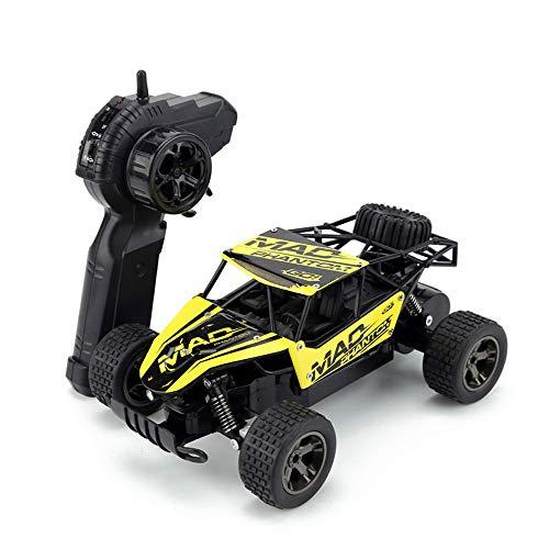 LQZCXMF Coche De Control Remoto De Alta Velocidad 1:18 Off-road Drift Climbing Car 2.4G Modelo De Coche De Juguete De Control Remoto Eléctrico Para Niños Con Velocidad Rápida Y Buena Potencia El Coche