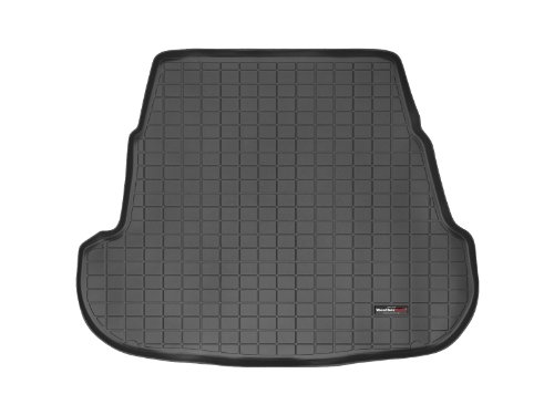 WeatherTech Custom Fit Cargo Liners for Kia Optima, Black :