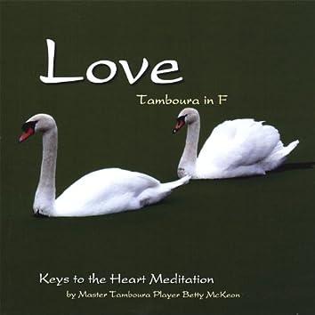 Love - Tamboura in F