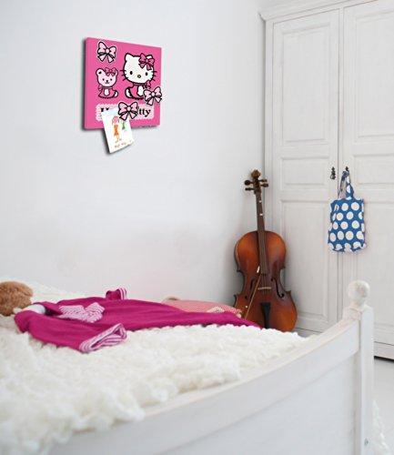 Sanrio Hello Kitty toile magnétique (30 x 30 cm) DF71160