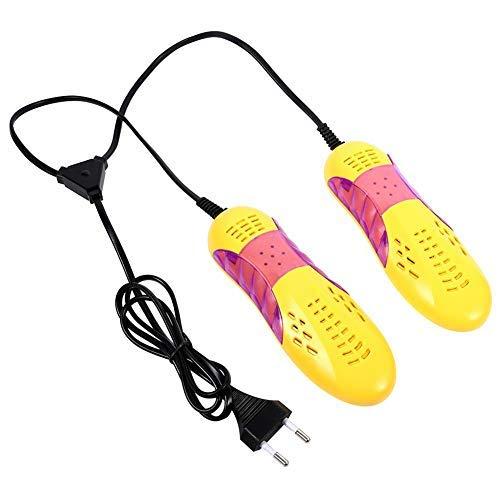 Yosoo asciugatrice asciuga scarpe elettrico Scalda essiccatore deodorante sterilizzatore deumidificatore,Apparecchio riscaldamento e asciugatura scarpe