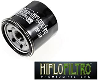 HIFLO FILTRO HF138 Black Premium Oil Filter