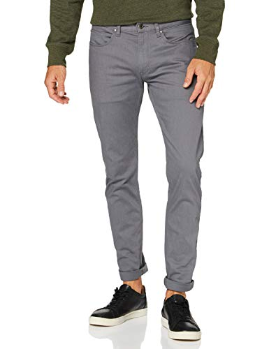 HUGO Mens 734 Jeans, Dark Grey(29), 3332