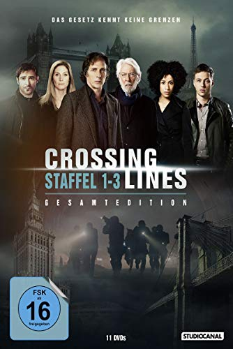 Gesamtedition (Staffel 1-3) (11 DVDs)