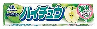森永製菓 ハイチュウ グリーンアップル 12粒×12個