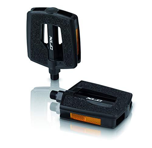 Xlc Pedal City-/Comfort PD-C13, Unisex Adulto, Negro, Talla única