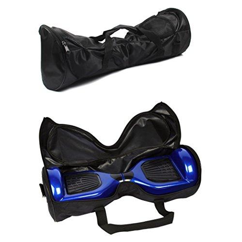 HOMANDA Homeanda Black Portable Waterproof Carrying Bag Handbag for 6.5' Two Wheels Self Balancing Smart Scooter Hoverboard