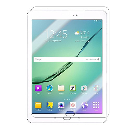 Visibee - Premium Tempered Glass Screen Protector for Samsung Galaxy Tab A...