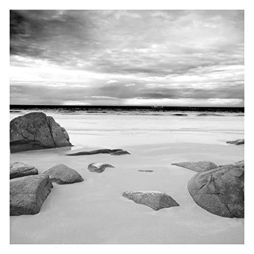 Tapete selbstklebend - Rocky Coast - Fototapete Quadrat 192x192 cm