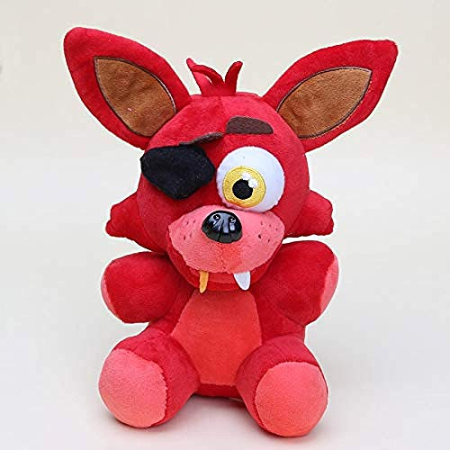 Peluche 25 cm Five Nights At Freddy s 4 FNAF Freddy Fazbear Bear Foxy Wolf Giocattoli di Peluche Doll Figure Toys
