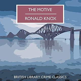 The Motive audiobook cover art