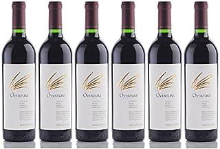 オーヴァチャー NV 6本セット オーパスワンのセカンド オーバーチュア オーヴァーチュア アメリカ カリフォルニア 赤ワイン