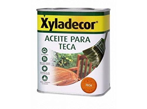Xyladecor 5089086 Aceite Teca 5 L