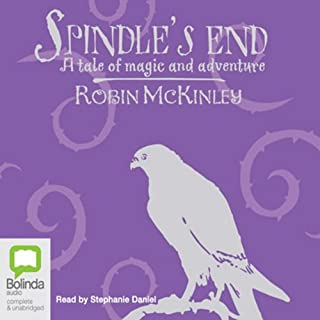 Spindle's End cover art