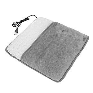 Bizofft - Cojín térmico para pies con calefacción USB para pies