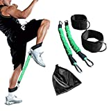 BESPORTBLE 1 Set Fitness Ankle Resistance Bands Speed Leg Training Agility for Exercise