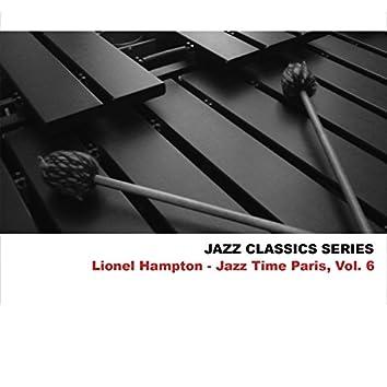 Jazz Classics Series: Jazz Time Paris, Vol. 6