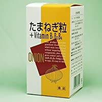 リケン たまねぎ粒+VitaminB1・B2・B6 1000粒 (#670100) ×5個セット