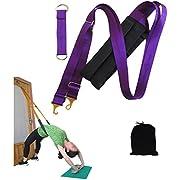 Ueasy Original Multi-purpose Waist Exercise Band for Dance Yoga and Gymnastics Training Fitness with Storage Bag