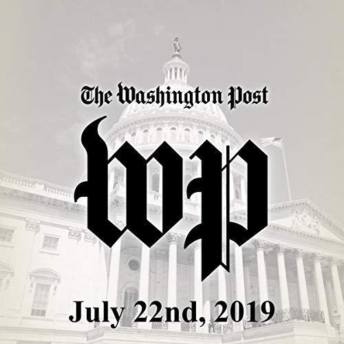 July 22, 2019 copertina