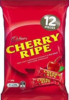 Cadbury Cherry Ripe 180g.