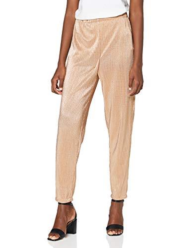 Intropia P665PAN06276533 Pantalones, Marfil (Nude 533), (Tamaño del Fabricante:36) para Mujer