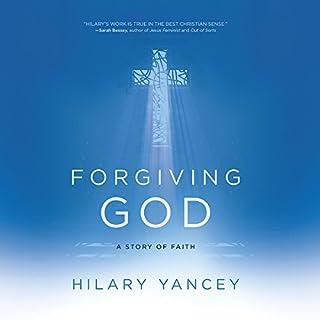 Forgiving God audiobook cover art