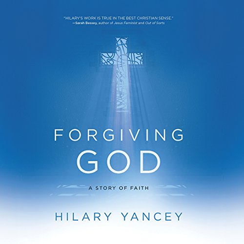 Forgiving God audiobook cover art