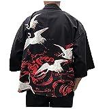 fregthf Kimonos Japonés,para Hombres Mujers de Cosplay Cardigan Blusa de la Camisa de Las Mujeres japonesas Yukata Kimono Femenino Playa