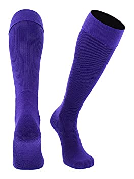 TCK Soccer Socks Multisport Tube MS  Purple Large