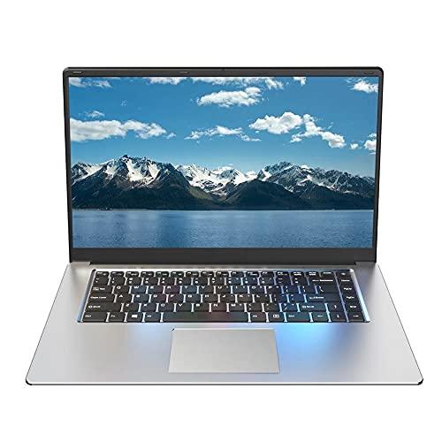Zhou-YuXiang Computadora portátil ultradelgada de 15.6 Pulgadas de Alta definición CPU Intel Celeron 8350 Hermosa computadora portátil Multifuncional