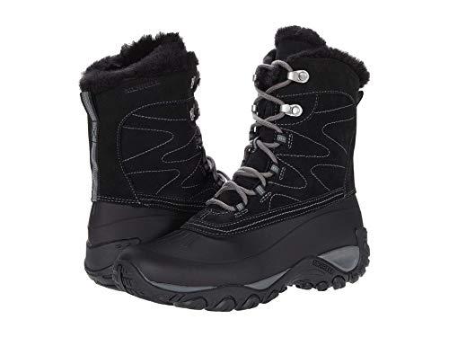 Merrell Damen Yokota PLR WP Trekking- & Wanderstiefel, schwarz, 37 EU thumbnail