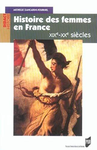 Histoire des femmes en France : XIXe-XXe siècle
