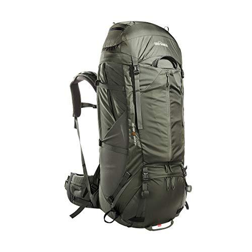 Tatonka Yukon X1 85+10 Sac à dos de trekking pour adulte Gris olive 86 x 38 x 24 cm