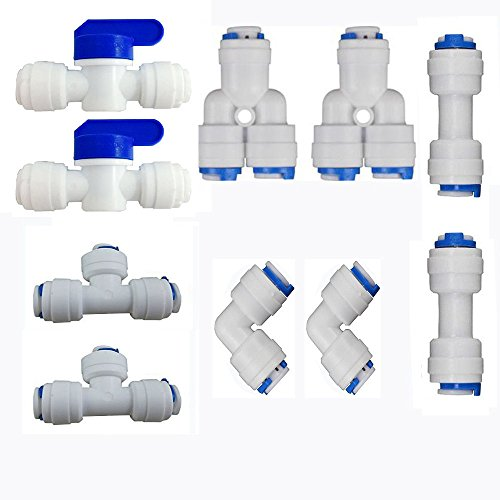 Y Tube Fittings
