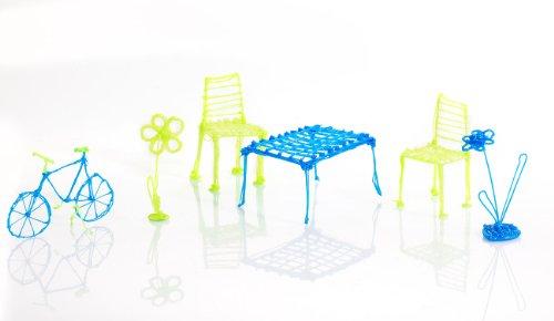 FreeSculpt 3D Druckstift: 3D-Pen Drucker-Stift für Freihand-3D-Zeichnungen FX1-free (3D Handdrucker) - 9