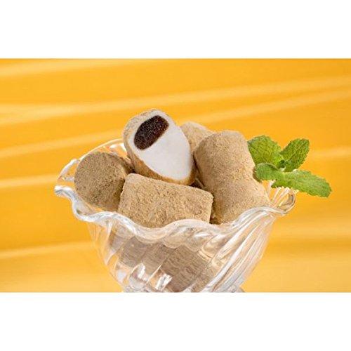 業務用 冷凍 生チョコアイス 和風きな粉と黒蜜 12mlが80粒入り チョコレート