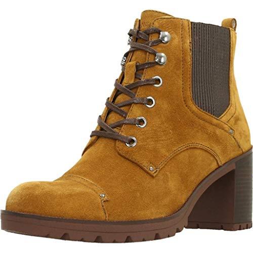 Stonefly BLASY 1 Bottines Boots Femme Brun Clair 38 EU
