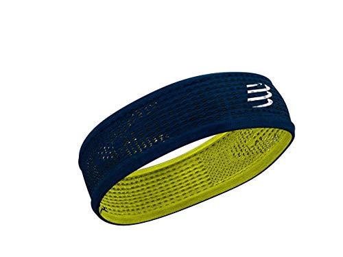 Compressport Unisexe on//off Bandeau-Noir Sport Running Tennis Gym Respirant