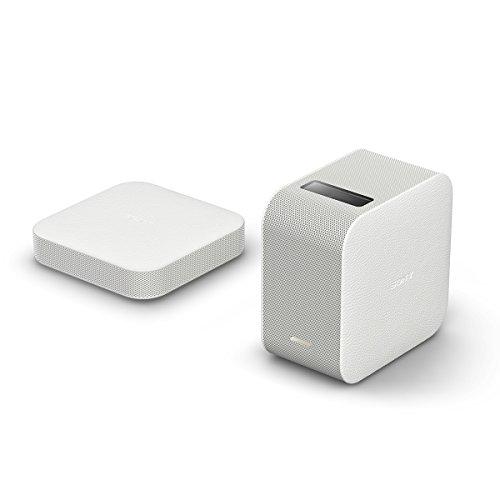 ソニー プロジェクター ポータブル/超短焦点/バッテリー・スピーカー内蔵 LSPX-P1