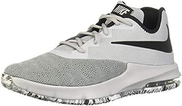 Nike Air Max Men's Infuriate III Low Shoes Athletic Sneakers (11.5 D US) Wolf Grey