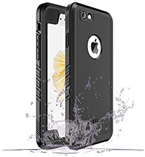 SPORTLINK Funda Impermeable iPhone 6, Waterproof IP68 iPhone 6s Carcasa Resistente al Agua con Protector de Pantalla Incorporado para Apple iPhone 6/ iPhone 6s