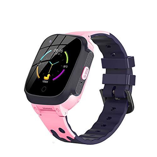 Smart Watch, fitnesstracker met lichaamstemperatuurmeting, videooproepen, betaling, AI Intelligent, waterdichte activiteitstracker smartwatches met slaapmonitor, C
